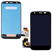 High Quality Full LCD Display +Touch screen replacement Digitizer For Motorola Moto G