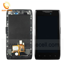 Original LCD Screen For Motorola Droid Razr XT910 LCD Digitizer Assembly