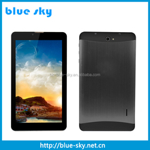 Most popular wifi bluetooth 7 inch 512M 4G 800x480 2g unlocked gsm android tablet pc