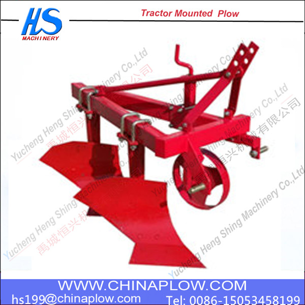 Tractor furrow plough / Garden cultivators for sale