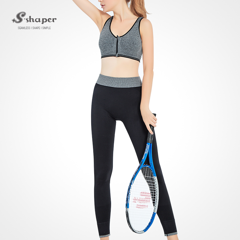 S-SHAPER TV Shopping Yoga Wear Clothing Sets Fitness Pants Sports Bra Sets