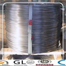 Q195 Q235 hot rolled steel wire rod in coils/stainless steel wire rod 1 mm