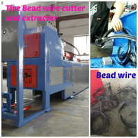 Scrap tyres wire mesh cutter and debeader with most reasonable price in 2015