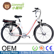 SHBD 26 inch electric motorcycle with assisted pedal bicycle