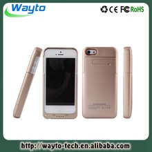 External battery case for Iphone 5/SE Rechargeable External Battery Charger Mobile Phone