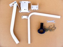 Tv satellite antenna parts