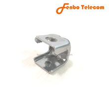 C shape cable clamp