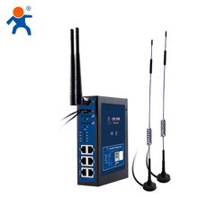 USR-G808 M2M Industrial Wireless 4G Router With Dual SIM - Dual LTE modules