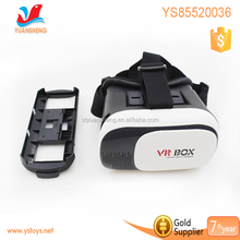 VR2 glassses 3 d virtual reality headset for play game & watch movie,hot sale VR Box