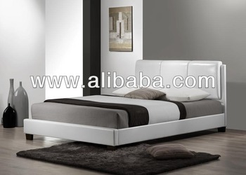 Erica PU Faux Leather Bed/ Bedroom Furniture