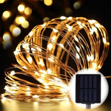 alibaba wholesale Solar string light for decoration outdoor indoor use