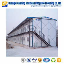 Low cost prefabricated house light steel structure worker house