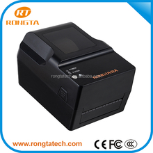 Label Printer Usage and Used Condition THERMAL TRANSFER PRINTER