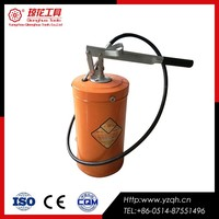 Factory Direct 10L oil pressure hydraulic hand lift pump