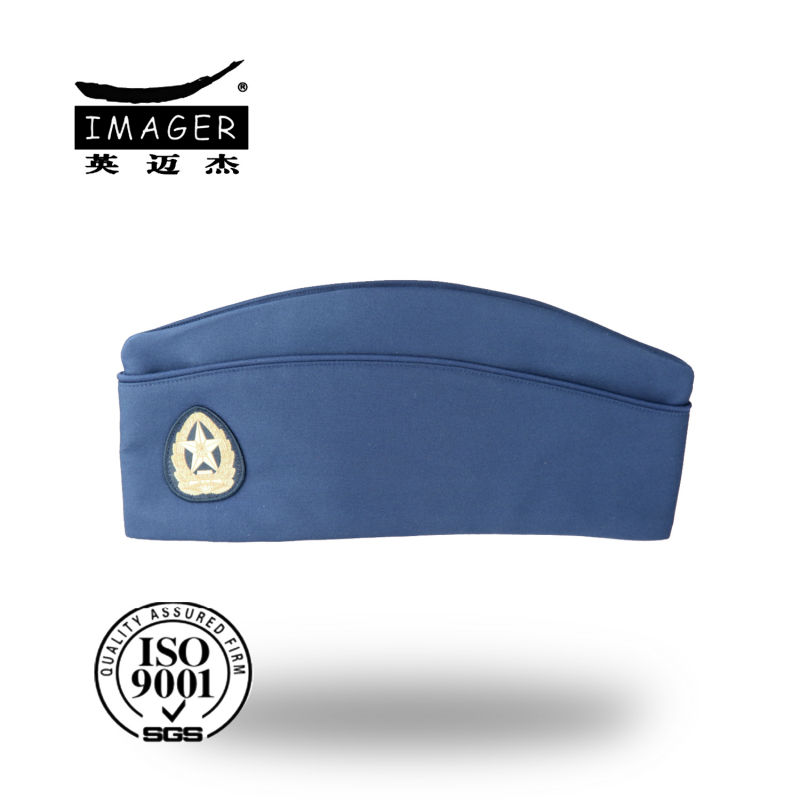 High quality US Navy Blue Garrison Cap cover hat military MEN WOMEN