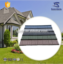 Raw material for corrugated roofing sheet in China