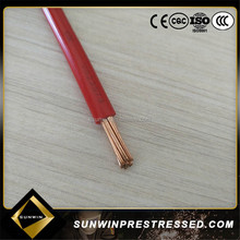 THW-2 14 guage flat copper wire electrical cable