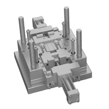 Injection Mold for Plastic parts with tight tolerances