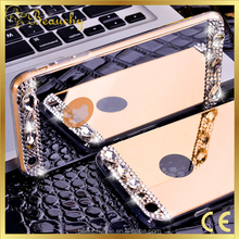 Hot sale 3D Diamond for oppo case,Luxury Dynamic for iphone 7 case tpu,made in dongguan case