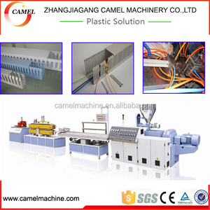 Most popular hot sale pvc electrical cable trunking production line factory price