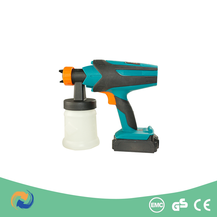 Factory Direct Delivery Electric Green Paint Spray Gun for Painting