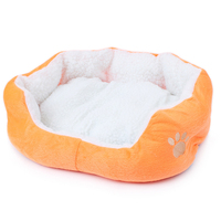 wholesale high quality large dog bed, pet dog sleeping bag bed