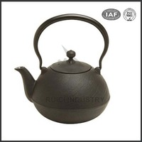 Chinese quality products wholesale cast iron tea pot