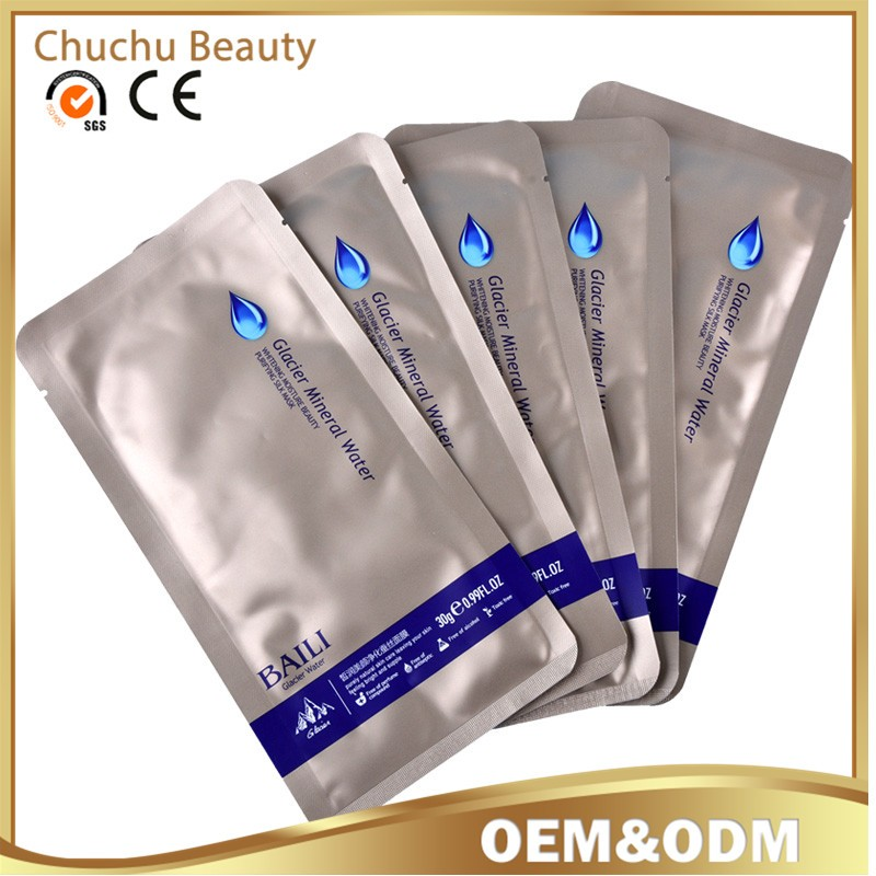 37 Beauty cosmetics facial products crystal collagen face mask