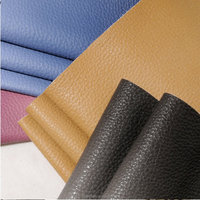 Lichee pattern pvc upholstery leather for car seats MG159