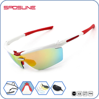 Guangzhou Cycling Glasses Manufacturers OEM Polarized