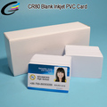 China Supplier Inkjet Blank Student PVC ID Card for Epson T50 Card Printer