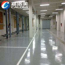 Calomi good resistance to chemical corrosion epoxy floor paint coatings