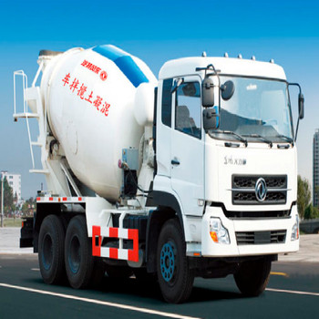 Dongfeng brand new cement mixer truck for sale