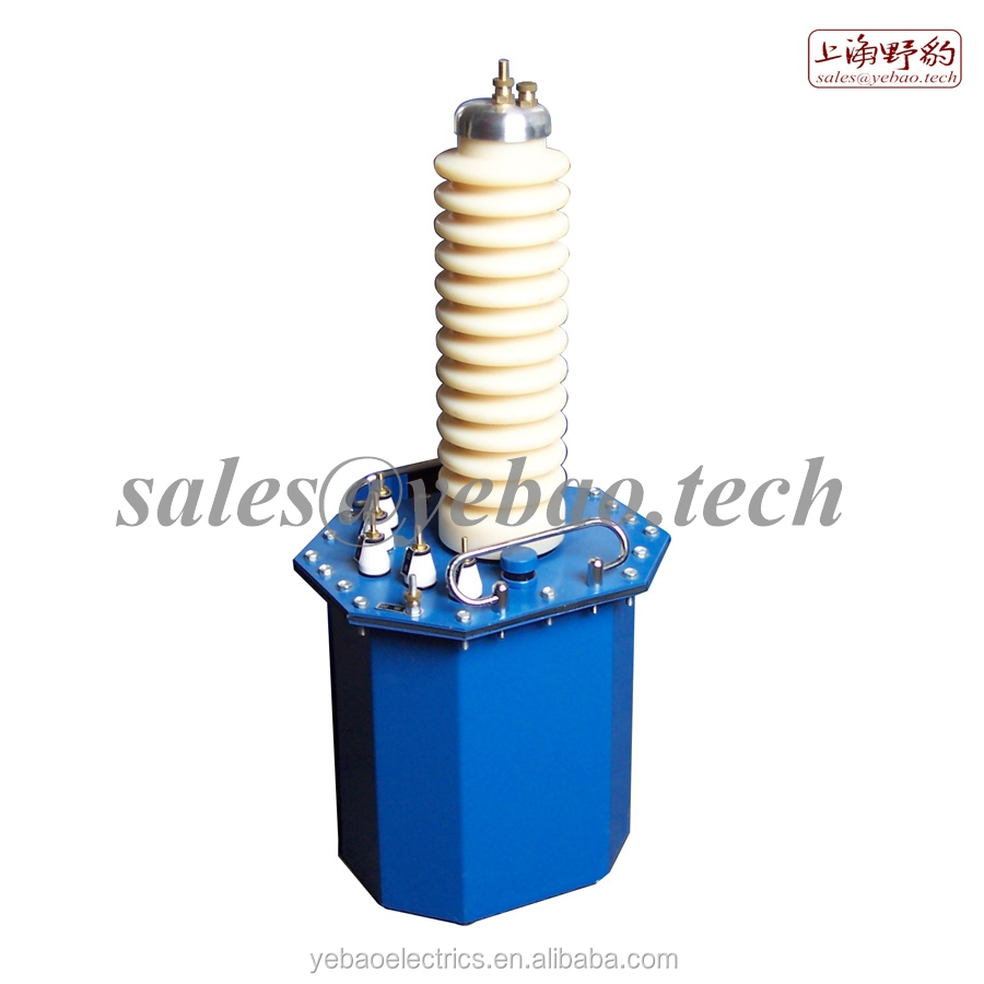 AC Laboratory standard high tension voltage transformer