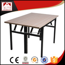 Cheap party folding banquet tables and chairs for sale