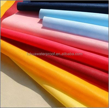 Home textile PP non woven fabric with good quality low price