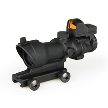 GZ1-0294 4X32 reflex sight rifle scope with red dot sight