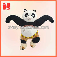 2016 China shenzhen marketable novel OEM custom made Panda plush toy