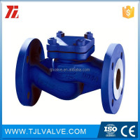 pn10/pn16/class150 flange type air conditioner check valve ce certificate good price