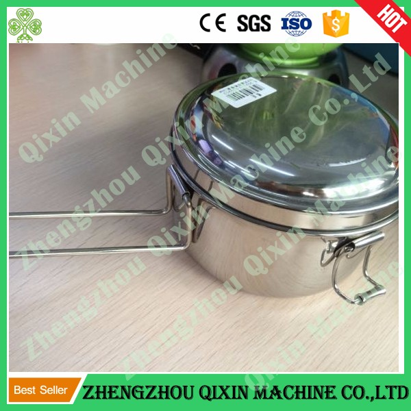 Stainless Steel Cooking Pots For Camping/Camping food carrier/stainless steel food carrier