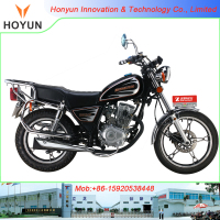 Hot sale Suzuki made in Guangzhou Haojue GN125 HJ125-8 motorcycles