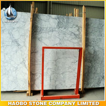 White and Grey Vein Marble
