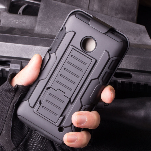 Future Armor Robot Cell Phone Case for Moto E