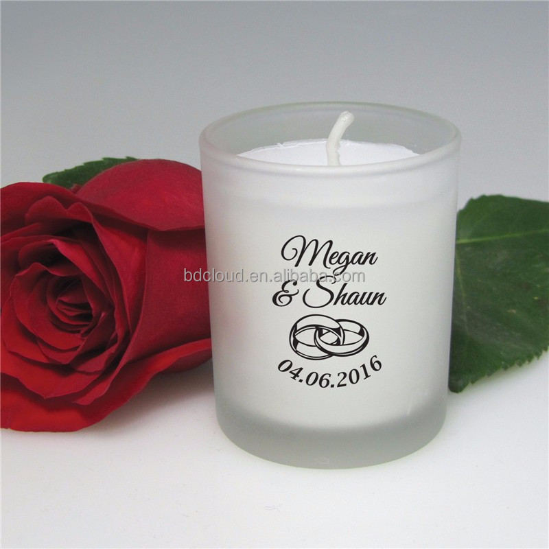 High-efficiency digital customized christmas candle inkjet printer