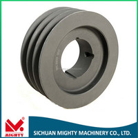 Pulley v belt pulley made in china groove curtain cord pulley with high precision doors and windows