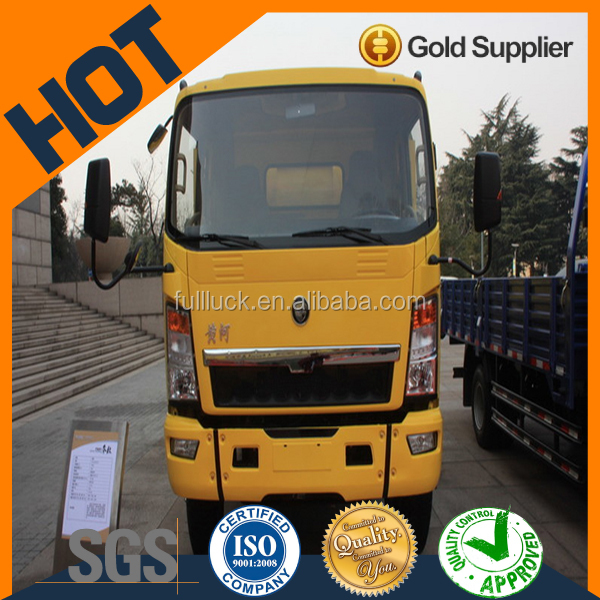 8 ton China widely used diesel engine dump truck