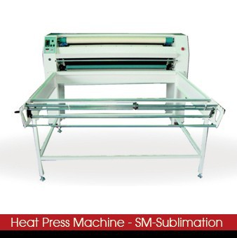 Heat Press Machine from Korea