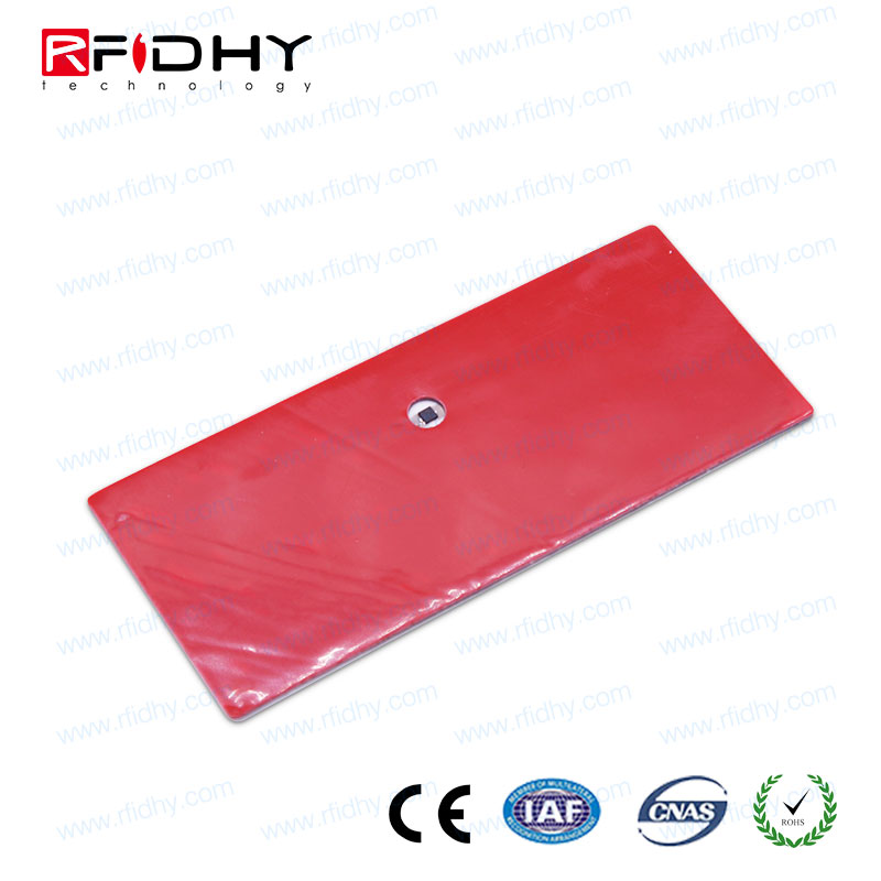 uhf rfid windshield tag support ISO18000-6C(EPC GEN2) with 3m glue stick on windshield for parking management