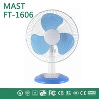 taiwan fans - 2015 new products Table fan 12v dc motor made in china
