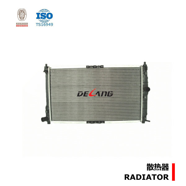 DAEWOO NUBIRA auto radiator pa66 gf30 supplier (DL-B080)